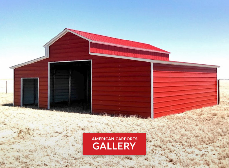 American Steel Carports Gallery