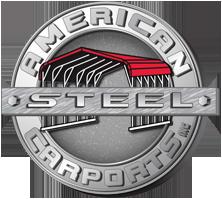 American Steel Carports Logo