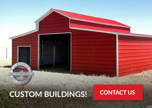 Custom Buildings and Structures