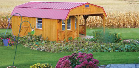 See Sheds