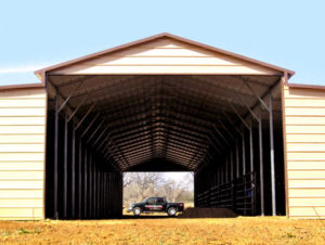 Agriculture Barn