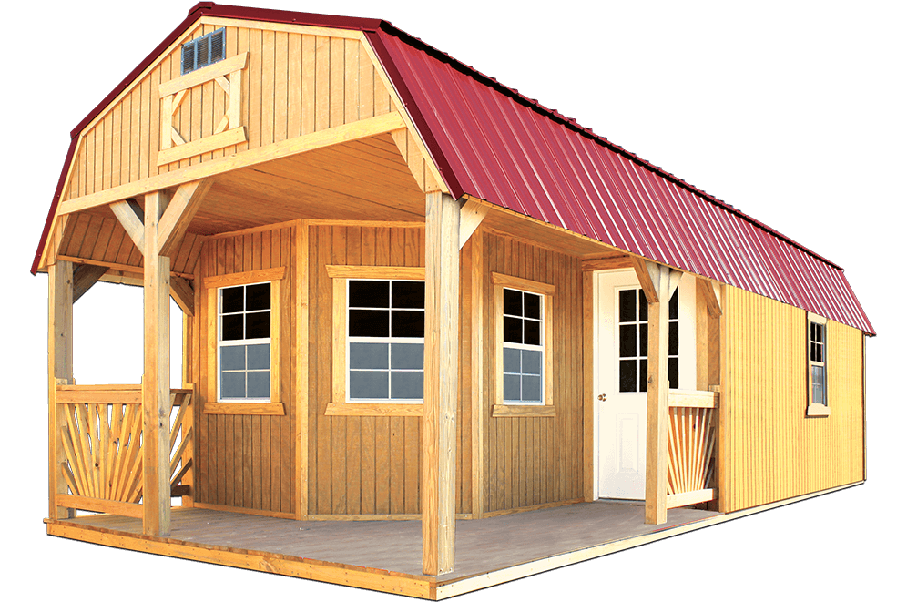 Deluxe Playhouse Shed