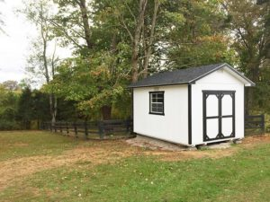 Old Hickory Shed Utility Shed