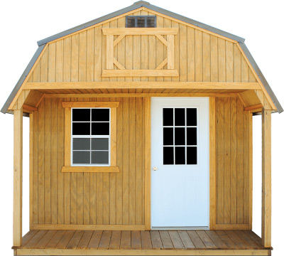 Standard Playhouse Shed